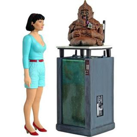 Classic Action Figures Set Peri and Sil