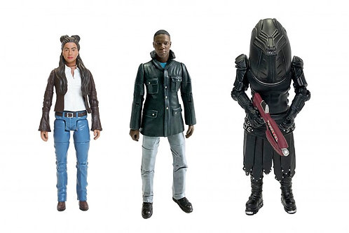 Friends and Foe of the Thirteenth Doctor Set