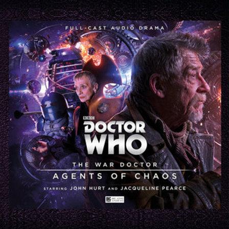 War Doctor CD Box sets