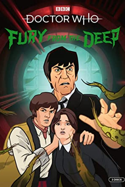 Doctor Who: Fury From The Deep DVD/BluRay