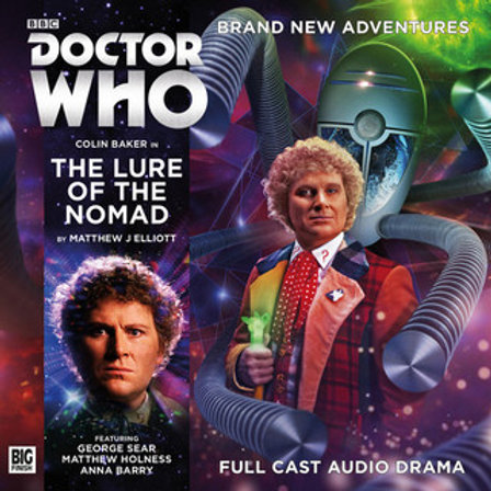 Big Finish Doctor Who CD main range (232-246)