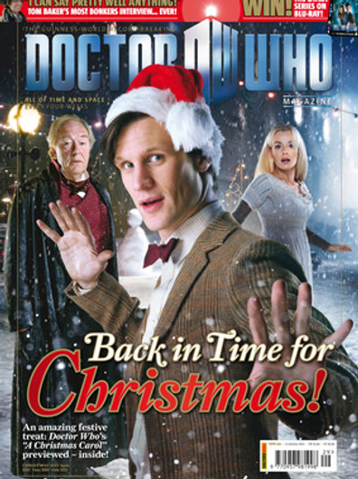 Doctor Who Magazine 429-461