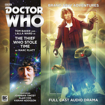 Fourth Doctor Audio Adventures CD Series 6