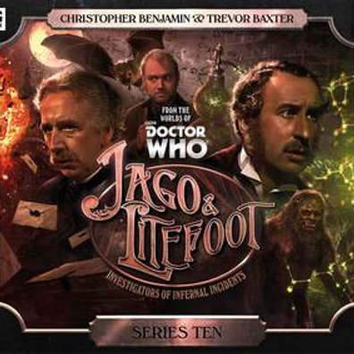 Jago and Lightfoot CD
