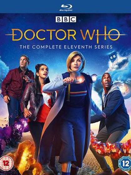 DVD: Thirteenth Doctor (Jodie Whittaker)