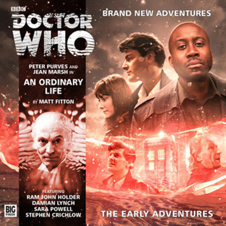 Doctor Who Early Adventures Series 1-3 CD