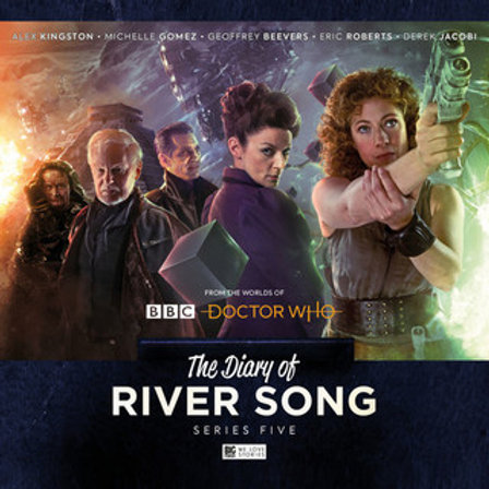 The Diary of River Song CD Box sets