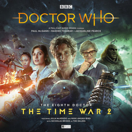 Eighth Doctor CD Box Sets