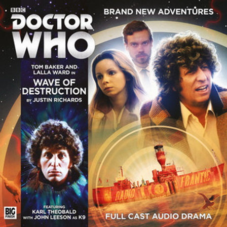 Fourth Doctor Audio Adventures CD Series 5