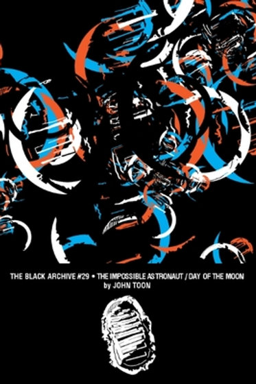 Black archive 29: The Impossible Astronaut/Day of The Moon