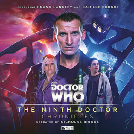 Ninth Doctor Chronicles Audio Adventures CD (Christopher Eccleston)
