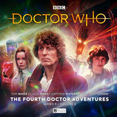 Fourth Doctor Adventures Series 9 Volume 2 (Big Finish)