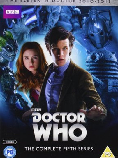 DVD: Eleventh and Twelfth Doctor
