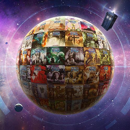 Big Finish Doctor Who CD main range (201-216)