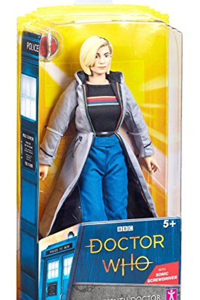 "Doctor Who Thirteenth Doctor 12"" Action Figure"