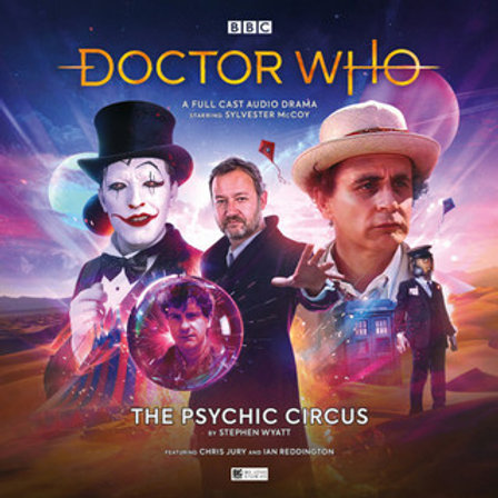 Big Finish Doctor Who CD main range (247 onwards)