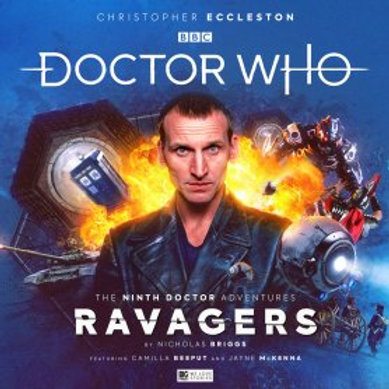The Ninth Doctor Adventures: Ravagers
