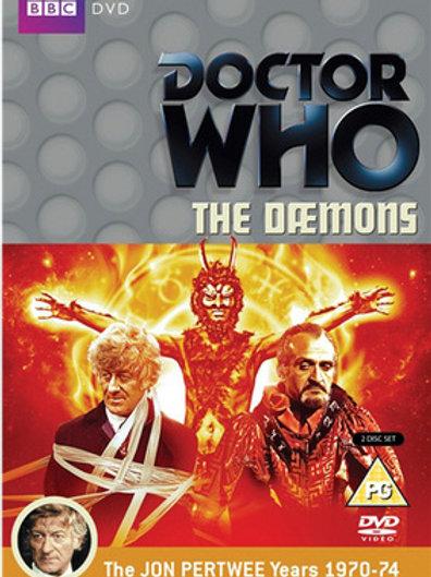 DVD: Third Doctor (Jon Pertwee) A-L