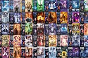 Big Finish Doctor Who CD main range (101-150)