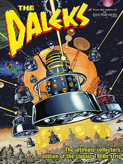 Doctor Who Bookazine 23: The Daleks