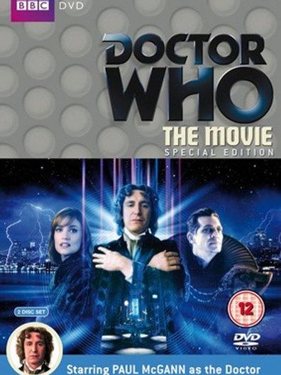 DVD: Eighth Doctor (Paul McGann)