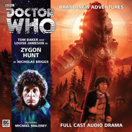 Fourth Doctor Audio Adventures CD (Series 3)