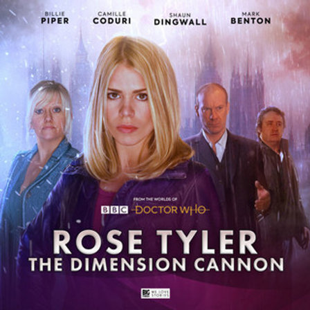 Rose Tyler: The Dimension Cannon CD Box set