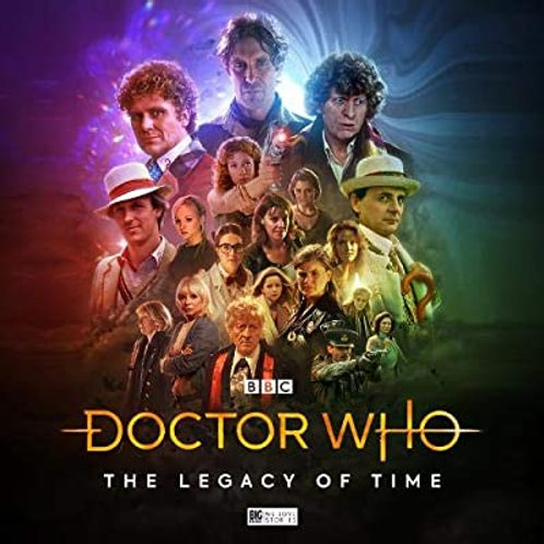 The Legacy of Time CD boxset