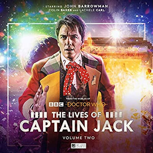 Doctor Who: The Lives of Captain Jack CD Boxsets