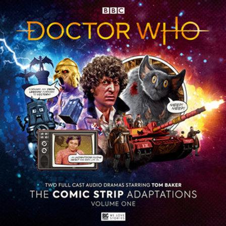 Doctor Who Comic Strip Adaptions Vol 1 (CD Box Set)