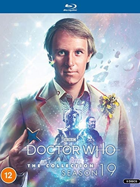 Doctor Who The Collection Series 19 Blu-ray  (standard packaging)