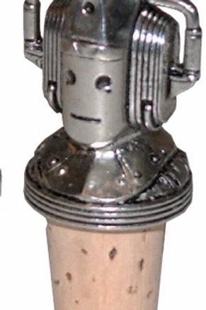 Dalek or Cyberman Bottlestopper