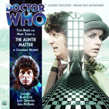 Fourth Doctor Audio Adventures CD (Series 1-2)