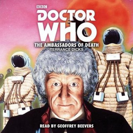 Doctor Who Classic Audio Book CD (A-D)