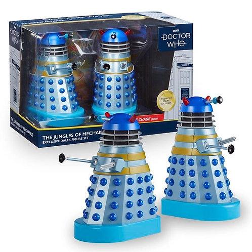 Doctor Who: The Jungles of Mechanus Dalek set