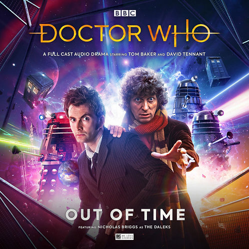Doctor Who: Out of Time