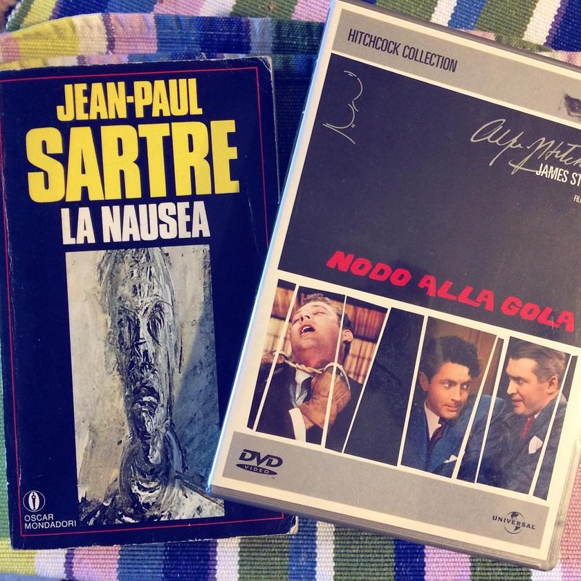 Sartre, La nausea (Mondadori)