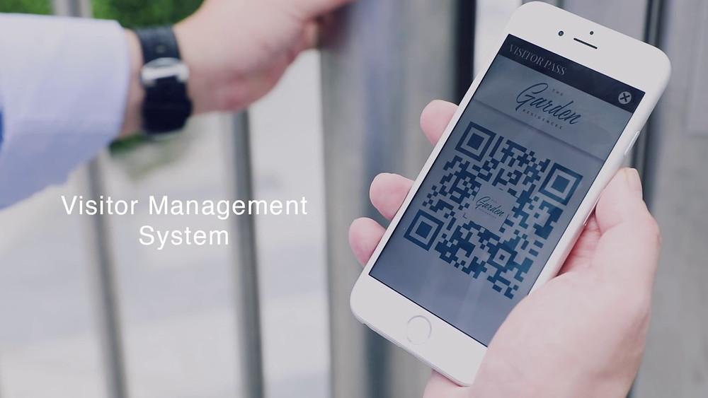 smart home app in Gardens Residences