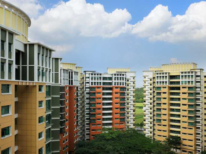 hdb flat in woodlands