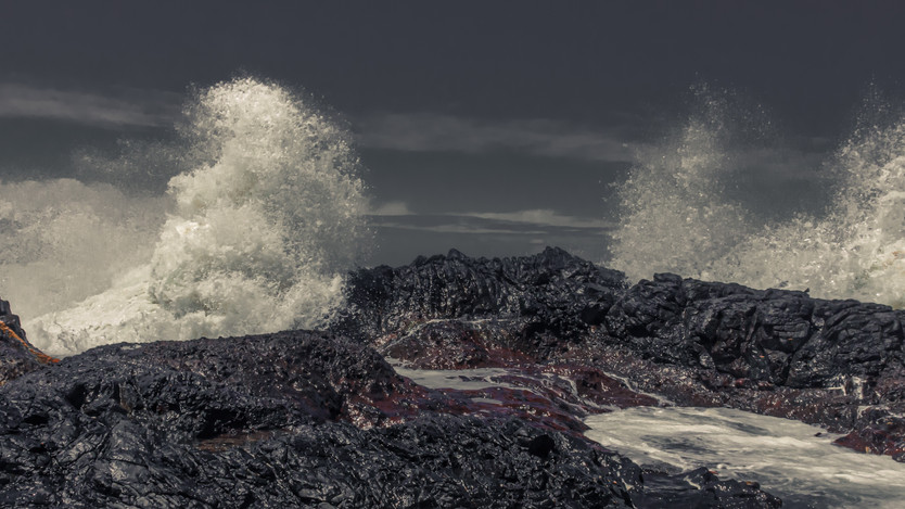 Waves and Rocks or Slipping Coherence