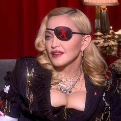 Madonna at MTV 2019 London