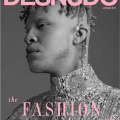 Cover for Desnudo Magazine Italia