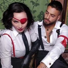 Madonna X Maluma ''MEDELLIN''