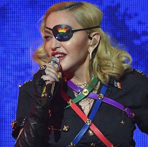 Madonna for World Pride NYC