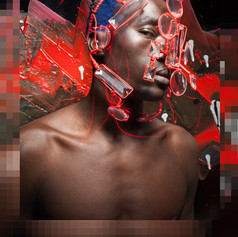 Pixel Future - Hunger Magazine