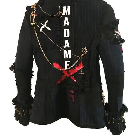 Madonnas Jacket For MTV