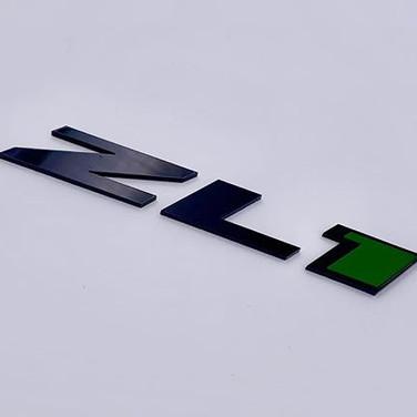 Some black and green ZL1 stuff. #camaro