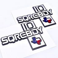 Some more custom emblems for a squarebod