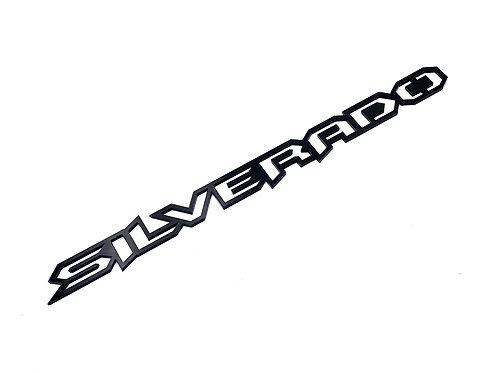 Silverado Emblem