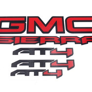 Some black and red._#at4 #sierraat4 #gmc